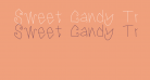 Sweet Candy Trees
