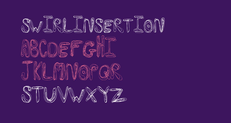 SwirlInsertion