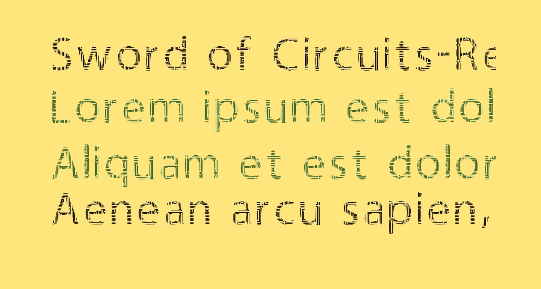 Sword of Circuits-Regular