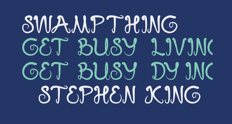swampthing