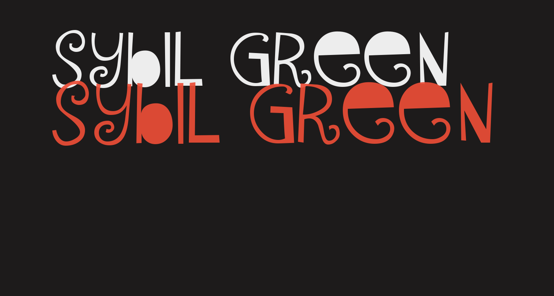 Sybil Green