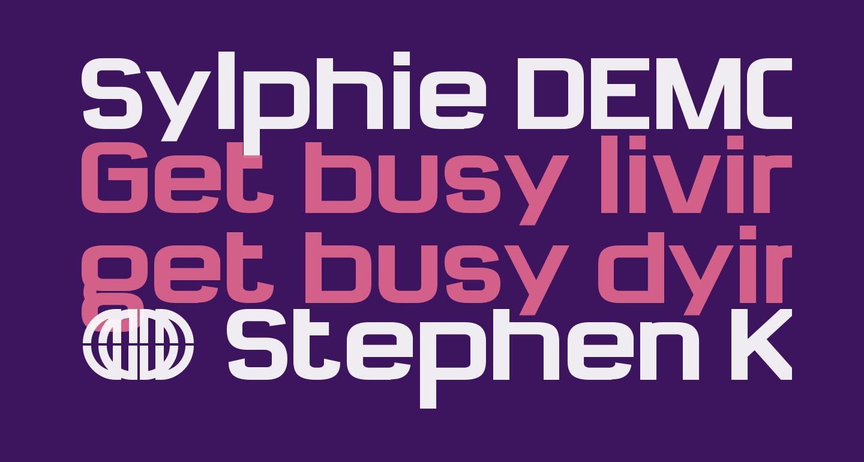 Sylphie DEMO