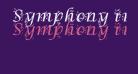 Symphony in ABC