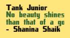 Tank Junior