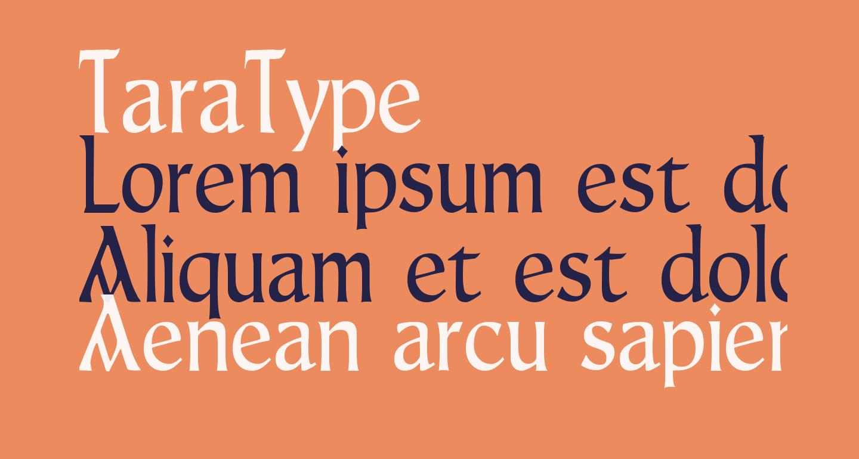 TaraType