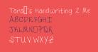 Tara's Handwriting 2 Medium