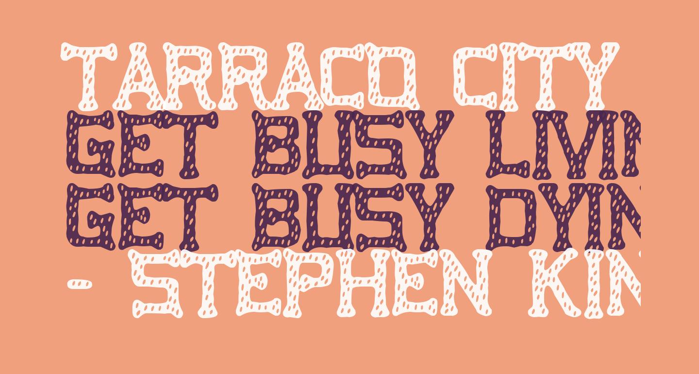 Tarraco City
