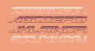 Tarrget Platinum Italic