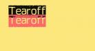 Tearoff