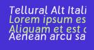 Tellural Alt Italic