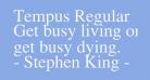 Tempus Regular