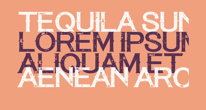 Tequila Sunset Regular