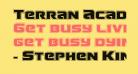 Terran Academy Regular