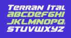 Terran Italic