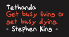 Tethanda