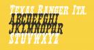 Texas Ranger Italic