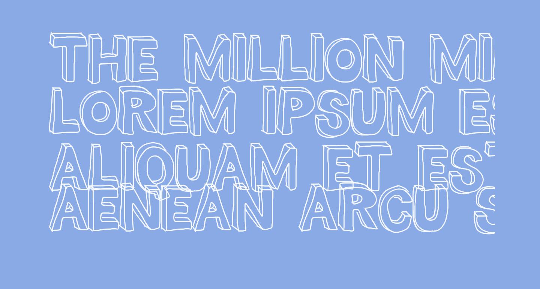 THE MILLION MILE MAN