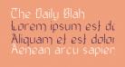The Daily Blah