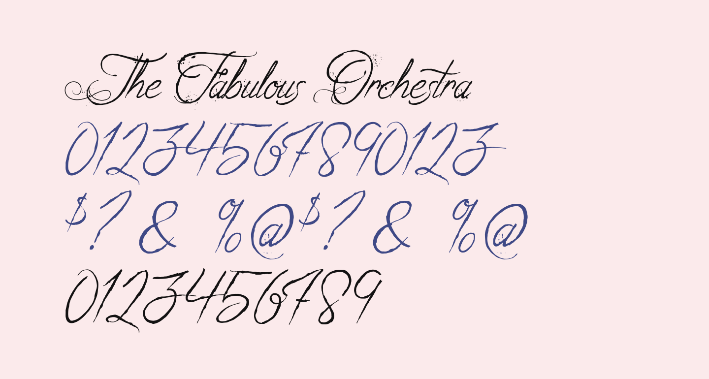 The Fabulous Orchestra