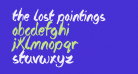 The Lost Paintings