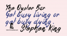 The Oyster Bar