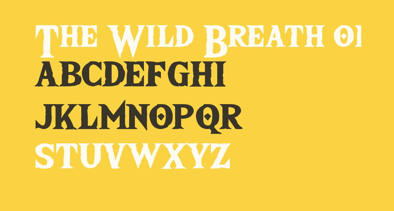 The Wild Breath of Zelda