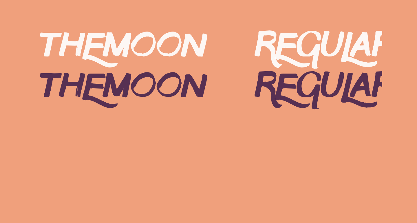 TheMoon-Regular