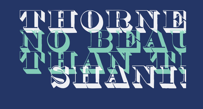 Thorne Shaded