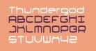 Thundergod II Condensed