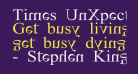 Times UnXpected
