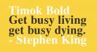 Timok Bold