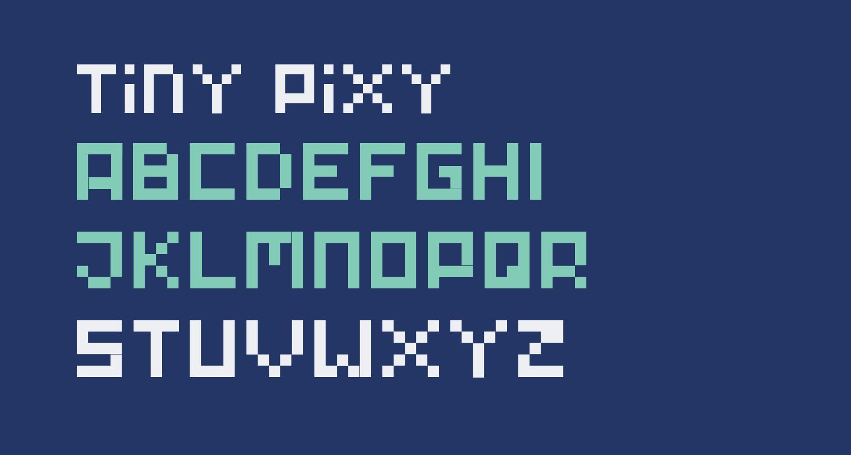 Tiny Pixy