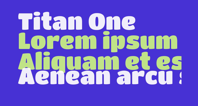 Titan One