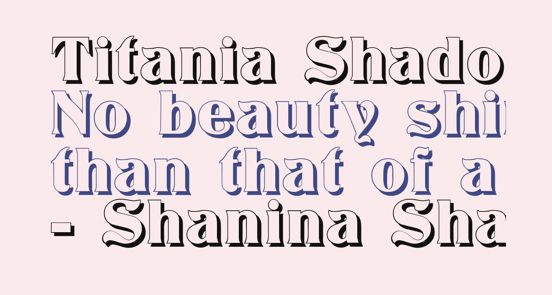 Titania Shadow