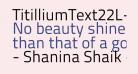 TitilliumText22L-400wt