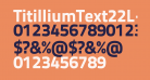 TitilliumText22L-999wt