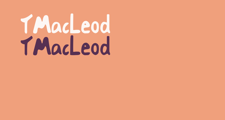 TMacLeod