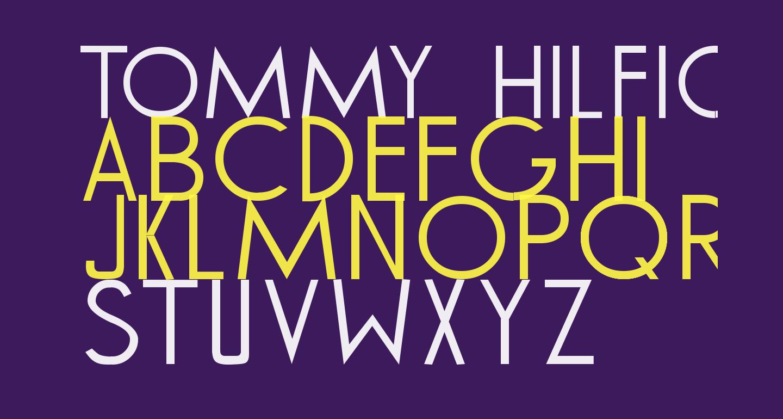 TOMMY HILFIGER AF