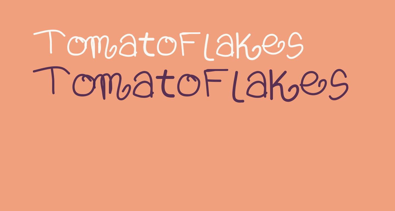 TomatoFlakes