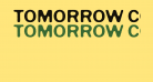 Tomorrow Comes Today