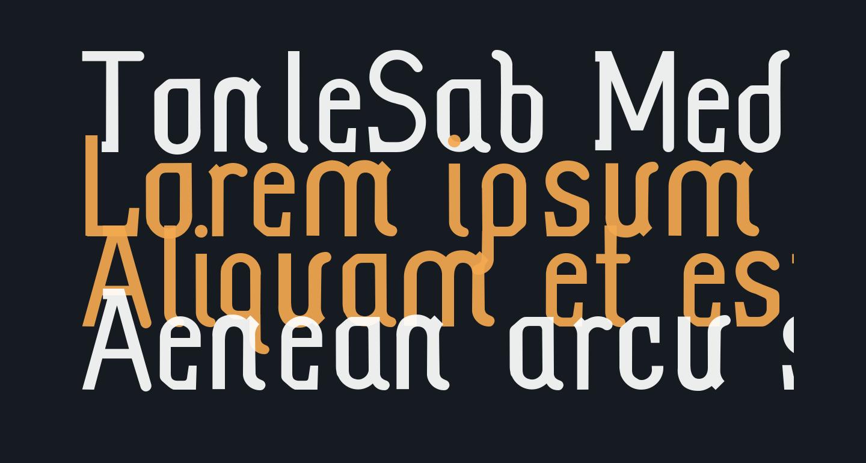 TonleSab Medium