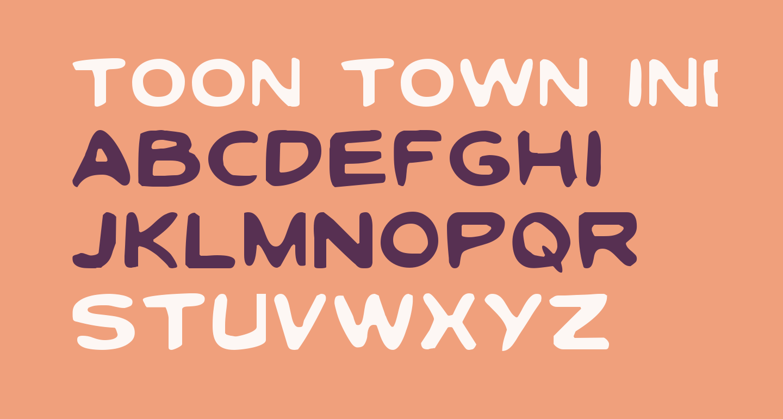 Toon Town Industrial Light
