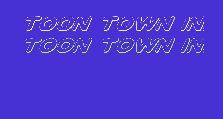 Toon Town Industrial Shad Ital