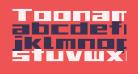Toonami 99 Regular