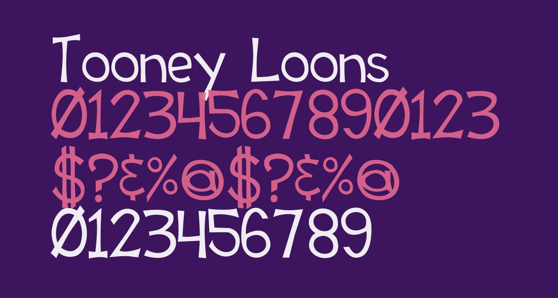 Tooney Loons