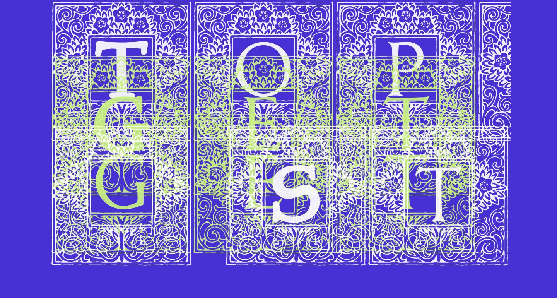 Topiary_Initials