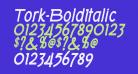 Tork-BoldItalic