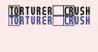 Torturer Crushed