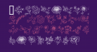 Traditional Floral Design III