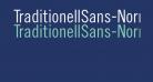 TraditionellSans-Normal
